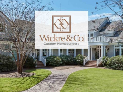 Wickre & Co. Custom Homebuilders. Establishing a 30 year-old brand position